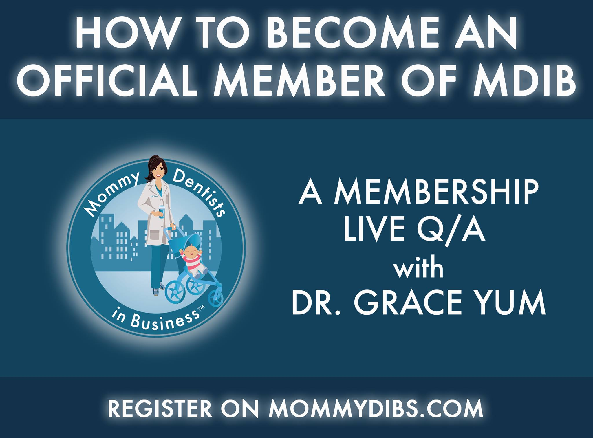 How to Become an Official Member of MDIB