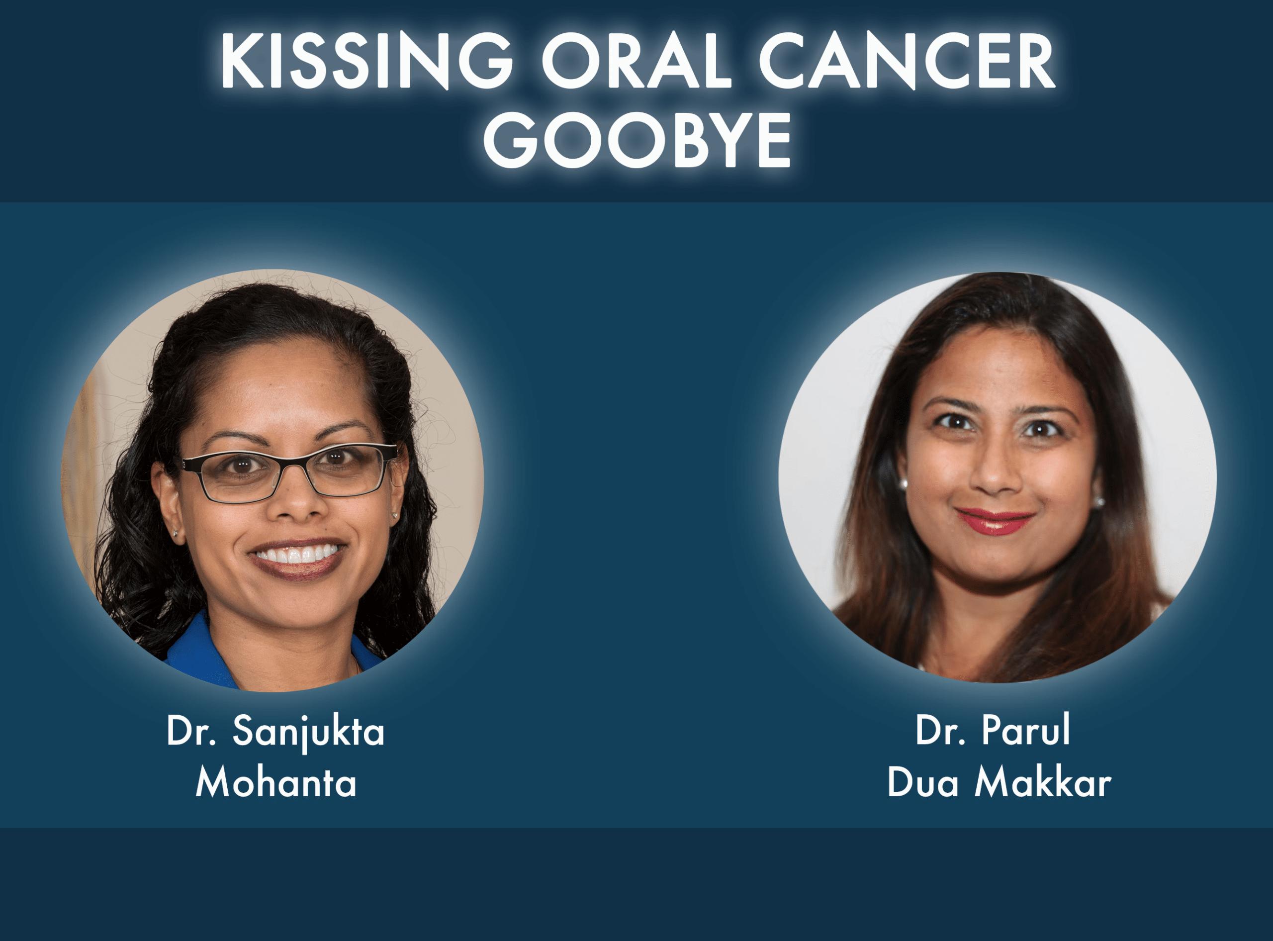 Kissing Oral Cancer Goodbye